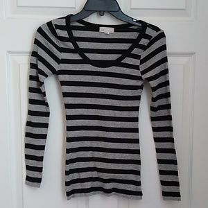Forever 21 Long-sleeve Top, Size M